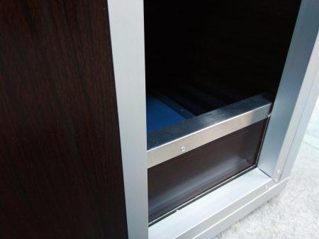 Schwelle für Woody 4XL Hundhütte Größe